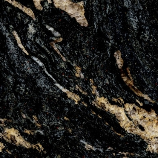 Cosmic Black Granite - Winchester