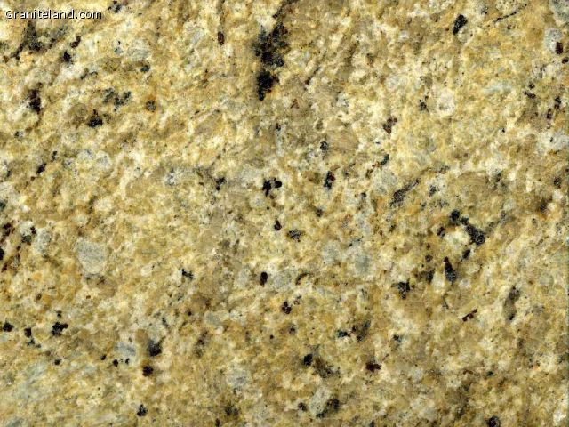 Giallo Imperial Granite - Lymington