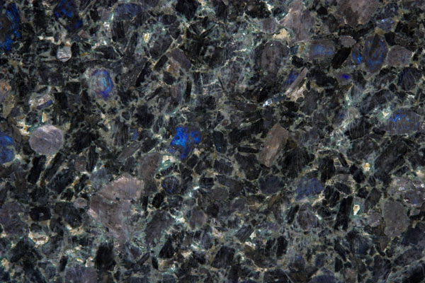 Volga Blue Granite - Hythe